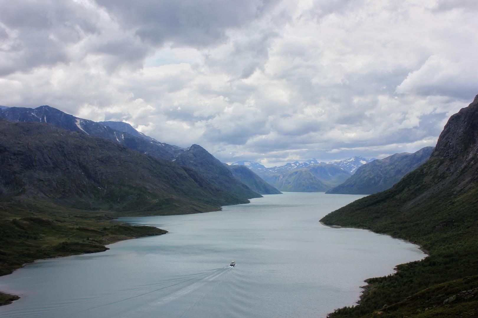 Lac Gjende