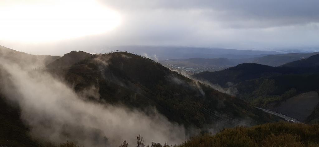 Montagnes d'O Cebreiro