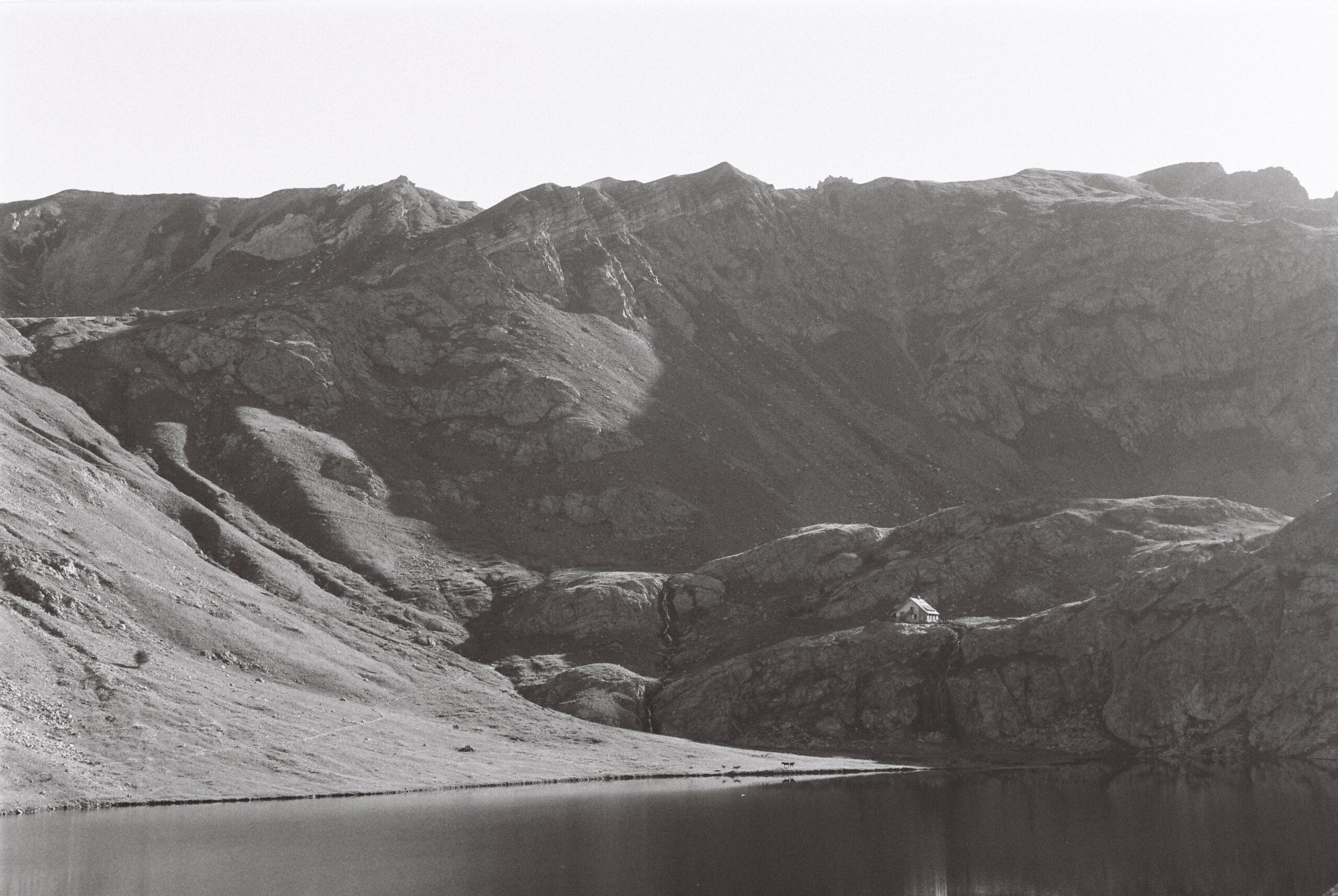 Lacs de Vens dans le Mercantour