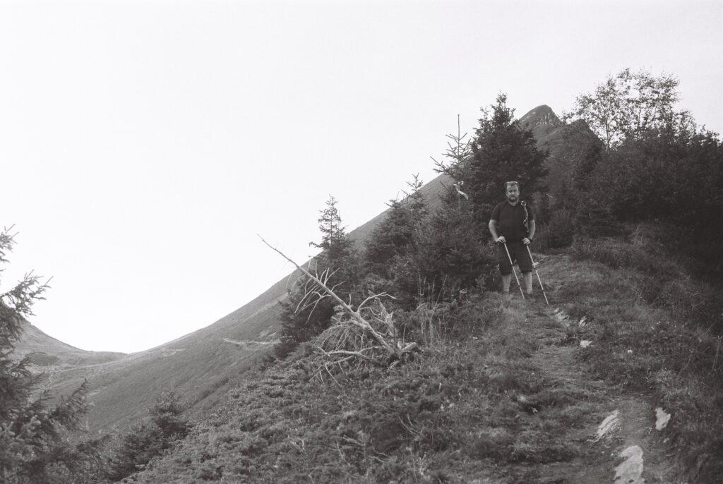 Alix dans le massif du Mont Blanc