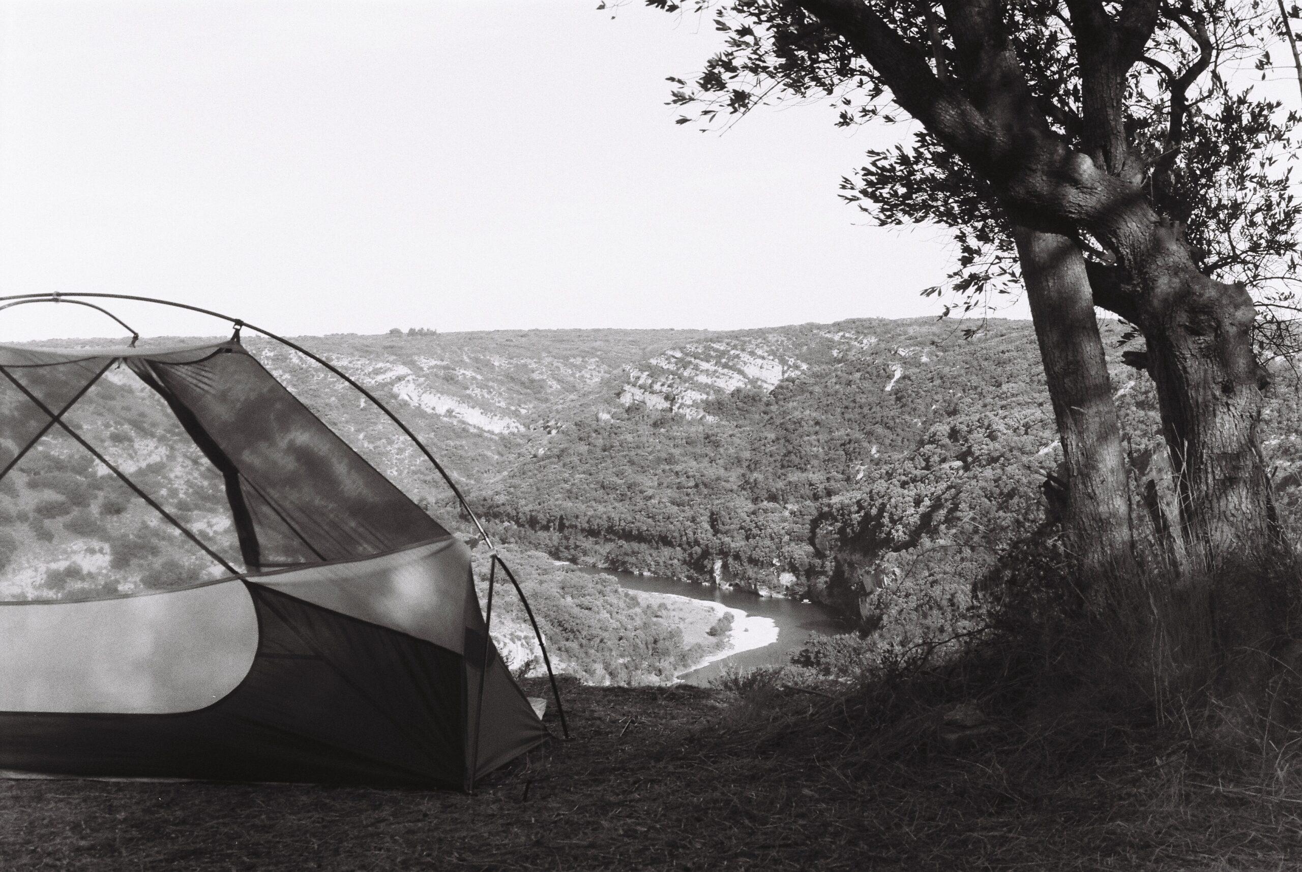 Bivouac en Provence