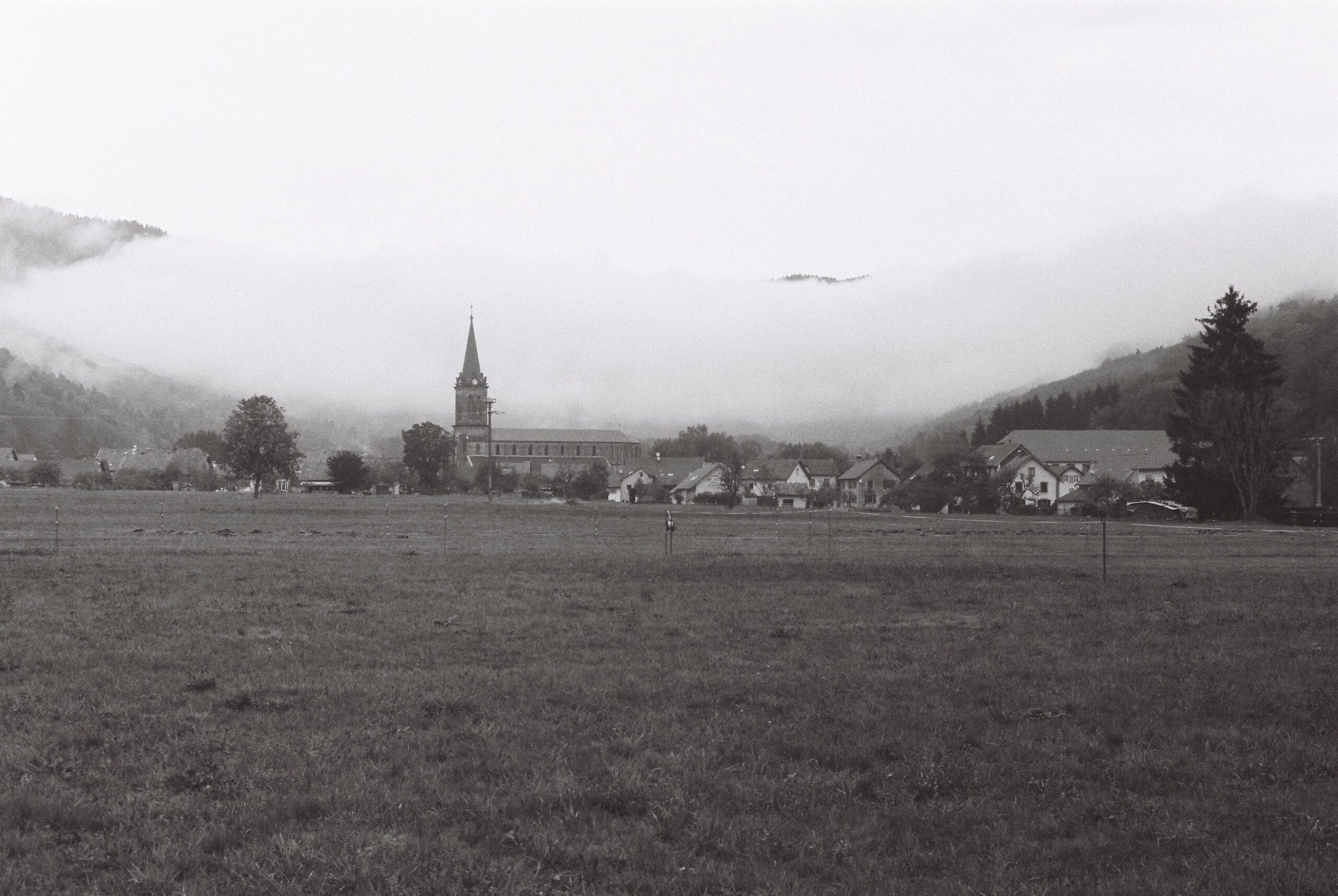 Lepuix avant les Vosges