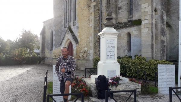 Monument aux morts du Barp